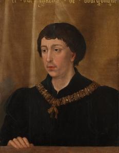 Herzog Karl der Kühne von Burgund nach Rogier van der Weyden,