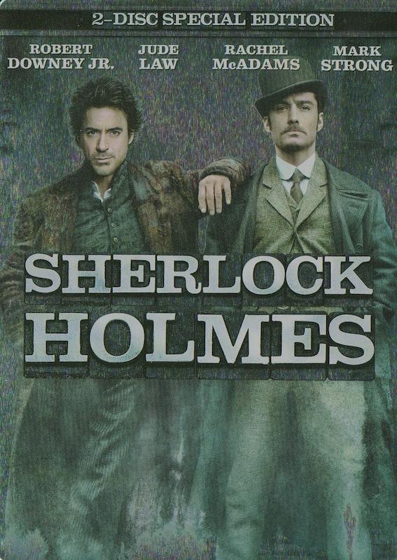 Holmes Serienmörder