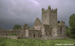 Jerpoint Abbey, Kilkenny / Irland