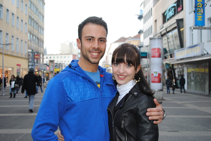 Das Profitanzpaar Danilo Campisi und Julia Burghardt steigen neu als Promi-Tanzlehrer bei Dancing Stars ein!