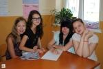 ALF-Schülerinnen: In unserer Schule wird Demokratie große geschrieben. Unsere Meinung ist wichtig!