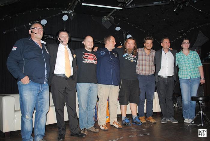 Charity-Kabarettabend mit Kabarettduo Fleckerteppich & Friends