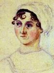 Jane Austen, gemalt von Cassandra Austen
